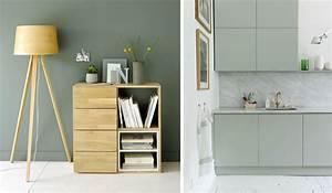 tendance couleur le vert de gris mademoiselle claudine With ordinary quelle couleur va avec le taupe 2 avec quelles couleurs associer un mur taupe