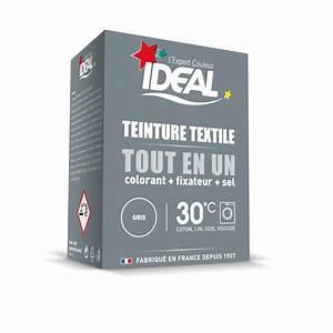 Tout En Un : teinture textile en poudre ideal tout en un gris ~ Dode.kayakingforconservation.com Idées de Décoration
