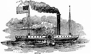 Steamboat | ClipArt ETC