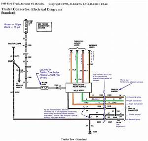2000 F350 Trailer Wiring Diagram