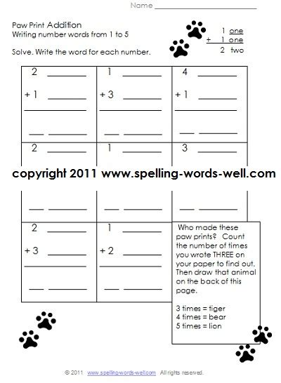 printable  grade worksheets
