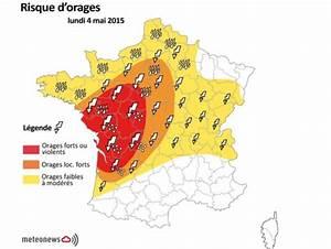 Météo Terre Net : orages violents pr vus en france lundi 4 mai 2015 ~ Medecine-chirurgie-esthetiques.com Avis de Voitures