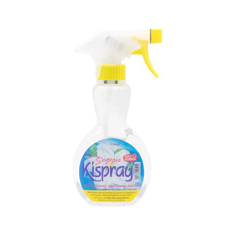 kispray segeris spray 318 ml al barakah health mart