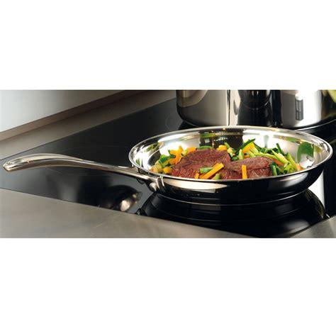 ustensile de cuisine beka poêle lisse non revêtue 28cm beka chef achat vente d