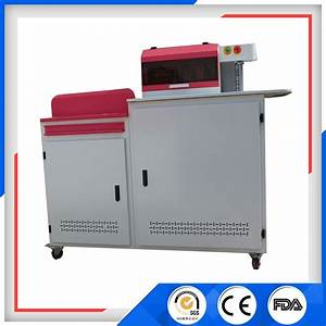 Channel sign letter blending making machine buy channel for Letter making machine