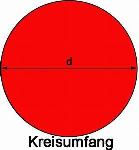 Radius Eines Zylinders Berechnen : umfang kreis fl che kreis ~ Themetempest.com Abrechnung