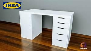 Ikea Schreibtisch Alex : ikea gustav schreibtisch ~ Orissabook.com Haus und Dekorationen