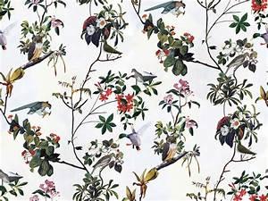 Papier Peint Fleuri Vintage : papier peint anglais decoration home 2016 ~ Melissatoandfro.com Idées de Décoration