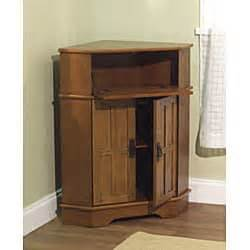 simple living mission corner cabinet free shipping today overstock com 12108652