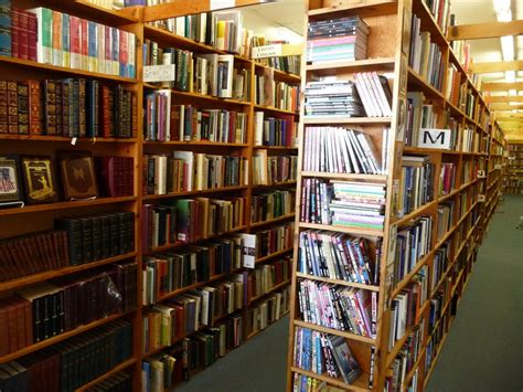 Vanishing America A Great Used Book Store The Bookman