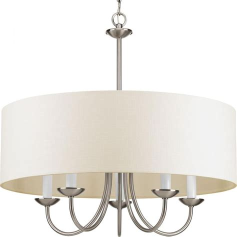 17 best ideas about drum shade chandelier on