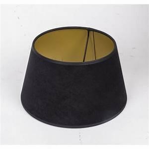 Lampenschirm Schwarz : lampenschirm rund farbe schwarz gold 25 cm ~ Pilothousefishingboats.com Haus und Dekorationen