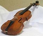 violino barocco - Baroque violin - qwe.wiki