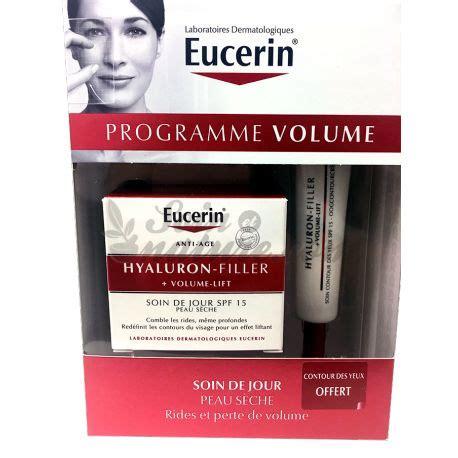 buy eucerin hyaluron filler box volume lift anti aging program