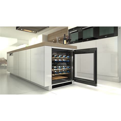 miele kwt6322ug counter wine storage system