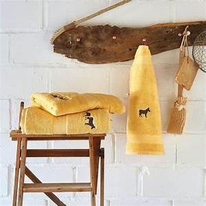 Drap De Bain 100x150 : drap de bain brod apr s midi peautre 100x150 linge de maison ~ Teatrodelosmanantiales.com Idées de Décoration