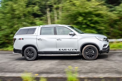 Ssangyong Musso long-term test review: report 4 | What Car?