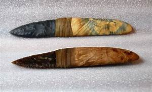 Flint Knives - by terryR @ LumberJocks com ~ woodworking