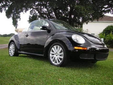 Sell Used 2008 Volkswagen Beetle-new Se Only .000 In San