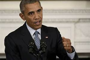 Obama Criticizes Russia Over Syria Strikes WSJ
