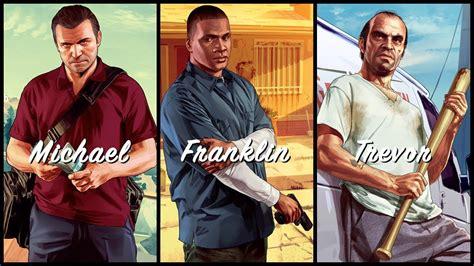Michael / Franklin / Trevor Trailer