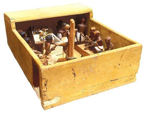 egyptian museum model  meketres carpenters workshop