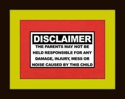Funny Disclaimers Humor Pictures To Pin On Pinterest