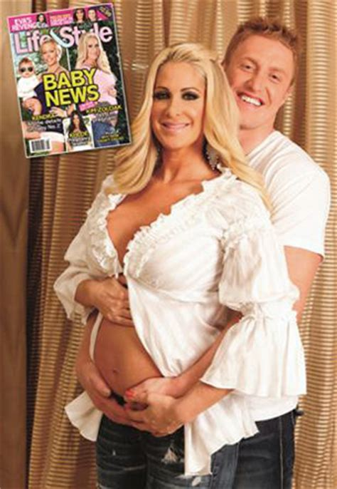 real housewives of atlanta kim zolciak pregnant celeb