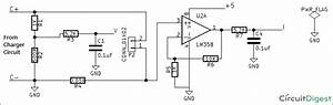 12v Battery Charger Circuit Diagram Using Lm317  12v Power