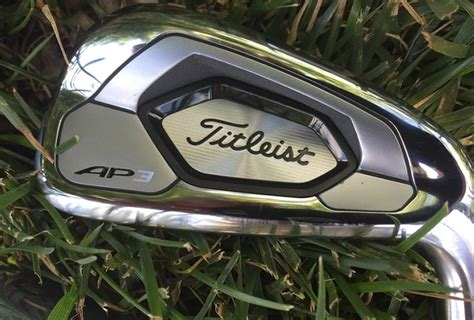 Titleist Debuts 718 Line Of Irons