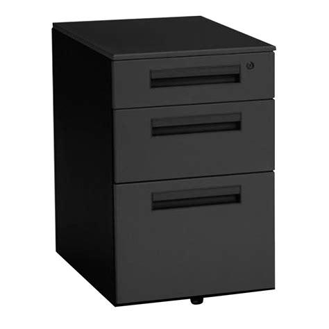 black metal storage cabinet balt black moblie storage metal file cabinet with 3