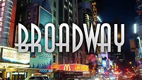 Broadway shows will not return until at least January 2021