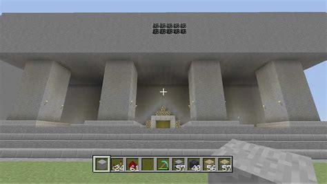 biggest minecraft house  redstone manor youtube