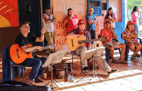 'Pampa e Sertão em Cantoria' leva resistência às famílias ...