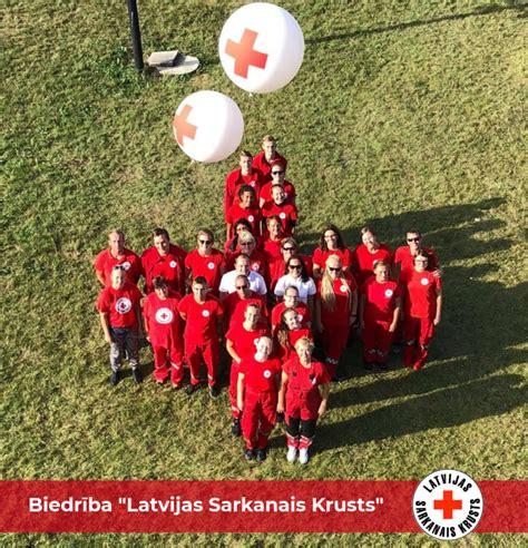 Kā kļūt par brīvprātīgo - LATVIJAS SARKANAIS KRUSTS