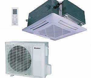 Gree Cassette Type 3 Ton Gs-36tw Air Conditioner