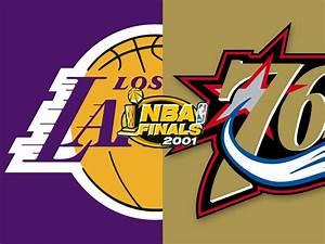 NBA Finals 2001Lakers Vs 76ers By DevilDog360 On DeviantArt