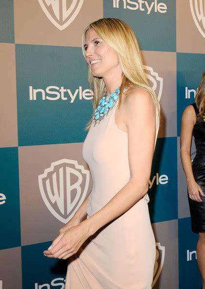Heidi Klum Photos Annual Warner Bros