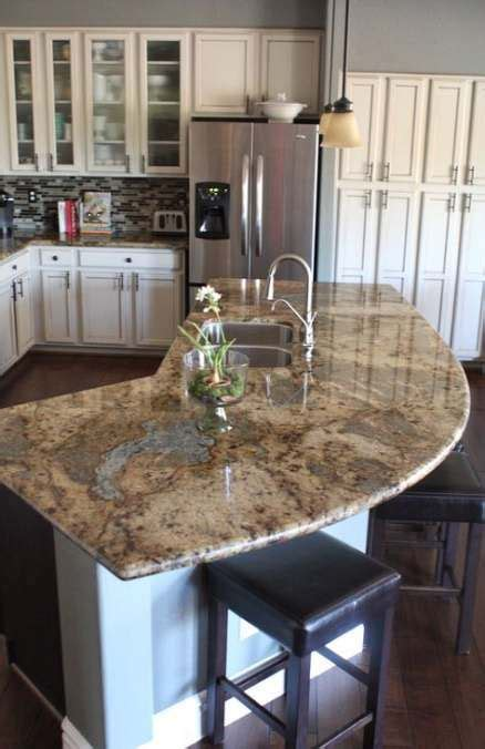 trendy ideas kitchen island angled counter tops