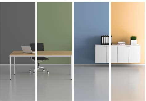 Wandfarbe Für Büro farbe planungsdetail