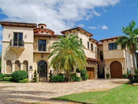 Mediterranean Style Homes Spanish Mediterranean Style