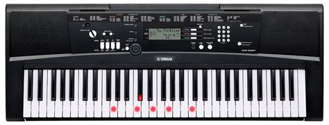 yamaha ez  light  home keyboard yamaha  london