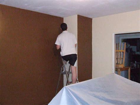 peinture chambre chocolat et beige début des travaux de réhabilitation phase 2 la sàm