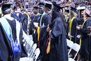 MBA Graduates Receive Hoods In Special Ceremony | Master ...