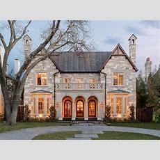 $33 Million Newly Built Stone & Brick Home In University