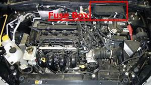 Fuse Box Diagram  U0026gt  Ford Focus  2008