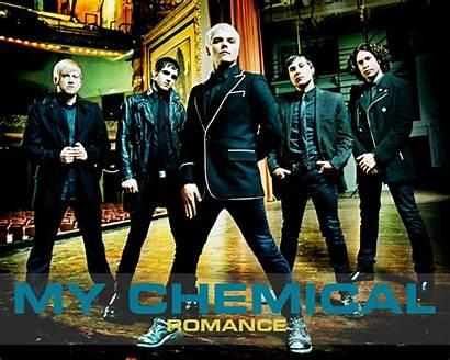 Romance Chemical Wallpapers Rocha Rio