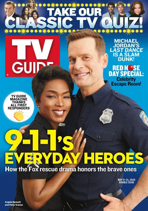 TV Guide Magazine-May 11 - 24, 2020 Magazine - Get your ...