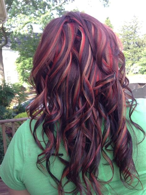 Different Colors Hair by Best 25 Different Hair Colors Ideas On