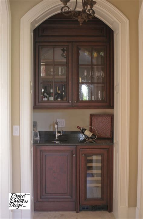 Nook Bar Design by Bar Nook Traditional Dining Room Chicago By